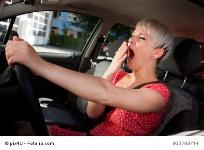 Locker entspannen beim Autofahren